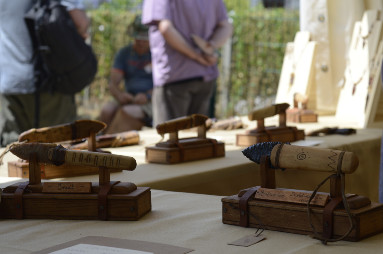 resentation of our new knives at the 23rd Nontron Knife Festival